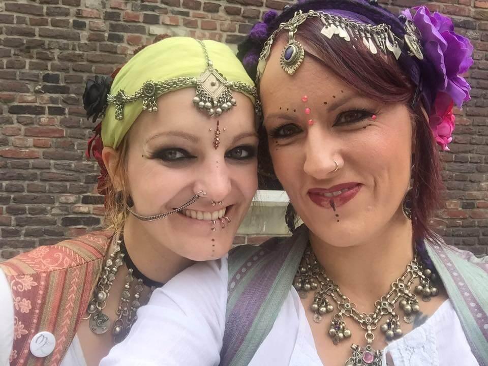 Anja und Nina von Maidendanz